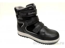 Ботинки 45-136 черный