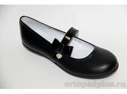 Туфли 5-612461601 черный