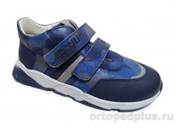 П/ботинки BL-295-1 синий