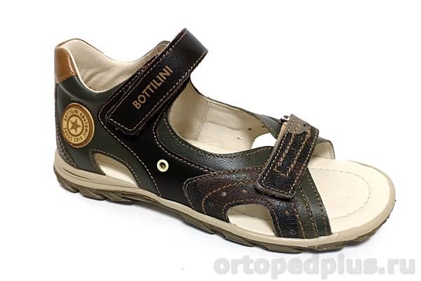 Ортопедическая обувь Сандалии SO-137-11 хаки