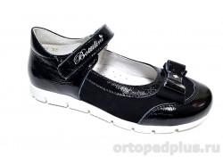 Туфли TS-201-1 черный
