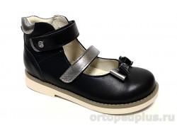 Туфли 024-131 черный