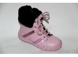 Ботинки 1016 розовый