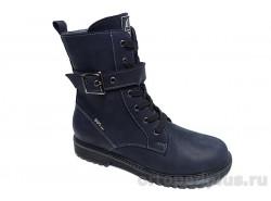 Ботинки 184-72 синий