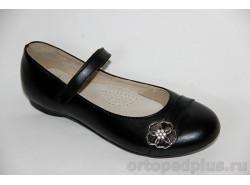 Туфли школьные 21123 черный