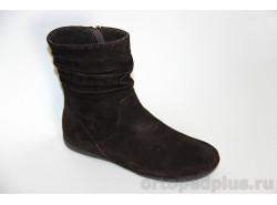 Ботинки 23-225-2 коричневый