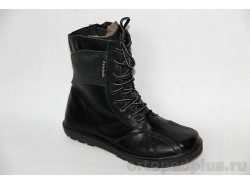 Ботинки 33501 черн.