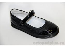 Туфли 6-613251705 черный