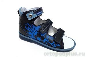 Сандалии SO-179-1 синий