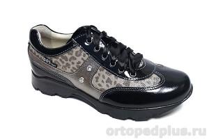Кроссовки 094-613 черный