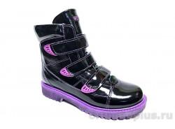 Ботинки 152-127 черный