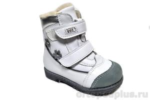 Ботинки 158-03 белый