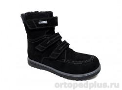 Ботинки 160306 черный