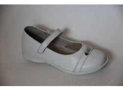 Туфли 211117 белый