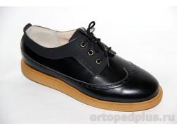 Туфли 24008 ТВИСТ черный