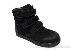 Ботинки 44-080 черный
