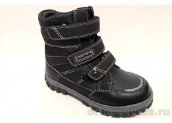 Ботинки 45-090 черный