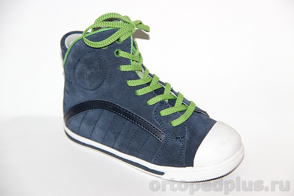 Ортопедическая обувь Кеды 71071 т-синий