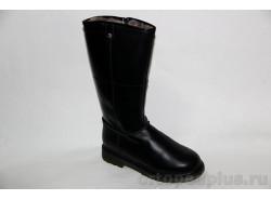 Ботинки 72302 черный