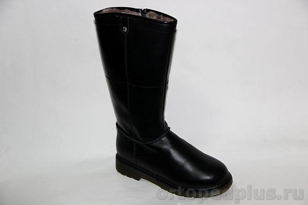 Ортопедическая обувь Ботинки 72302 черный