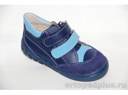 Кроссовки BL-124-2 синий
