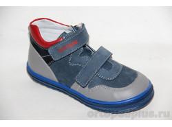 Кроссовки BL-106-9 сине/серый