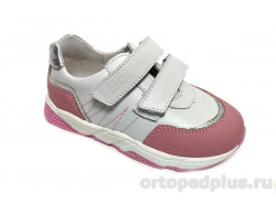 П/ботинки BL-293-13 розовый/белый