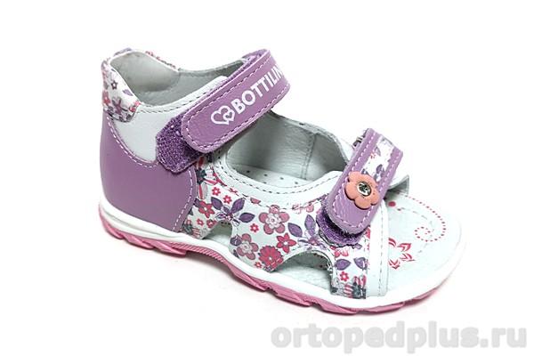 Ортопедическая обувь Сандалии SO-222-7 фиолетовый