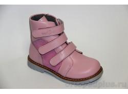 Ботинки 06-572 розовый