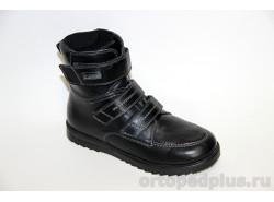 Ботинки 160206-1 черный
