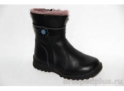 Ботинки 73288 черн.