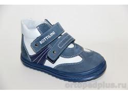 Кроссовки BL-107-6 сине/белый