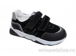 П/ботинки BL-293-5 черный