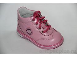 Ботинки 1041 розовый