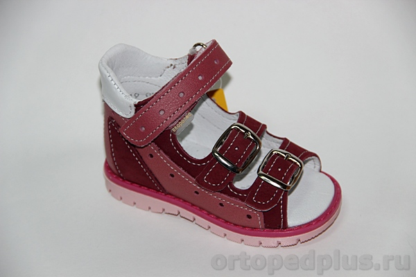 Ортопедическая обувь Сандалии 14-269-3 розовый