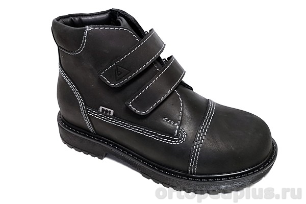 Ортопедическая обувь Ботинки 201-12 черный