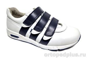 Кроссовки 310-017 белый