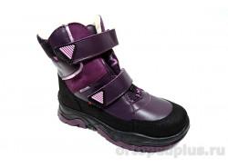 Ботинки BL-243-4 фиолетовый