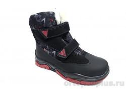Ботинки BL-246-27 черный/красный