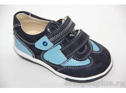 Кроссовки BL-122-1 сине/голубой