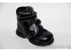 Ботинки Илюша 1 черный
