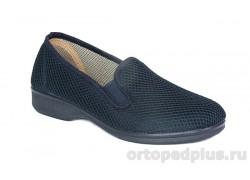 Туфли текстильные 183_59038_805 синий