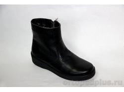 Ботинки мужские 300 черный