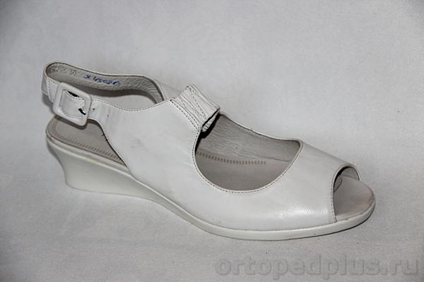 Комфортная обувь Босоножки жен. 4502 бел.