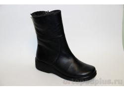 Ботинки жен. 635 черный
