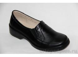 Ботинки жен. 687 черный