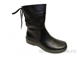 Сапоги женские 697-2 черные