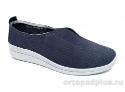 Туфли женские 780114-010900 т.синий