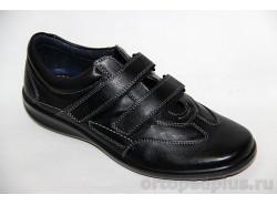 П/ботинки мужские 971 черный