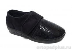 Туфли женские MR6027 S28/T44L/PU/Q99 черный